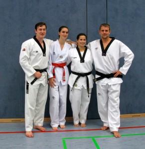 Taekwondotrainer