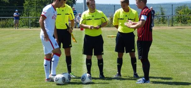 Fußball: Testspiel U23 Eintracht Frankfurt – FC Köln
