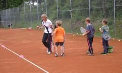 Tennis-Kinder und -Jugend!