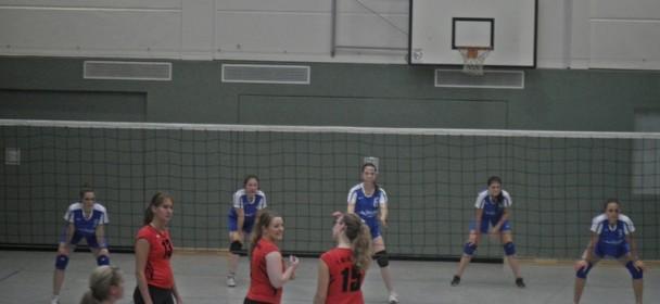Volleyball: TuS Mensfelden – DJK Klarenthal II     0 : 3