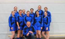 Spielplan unserer Volleyballdamen