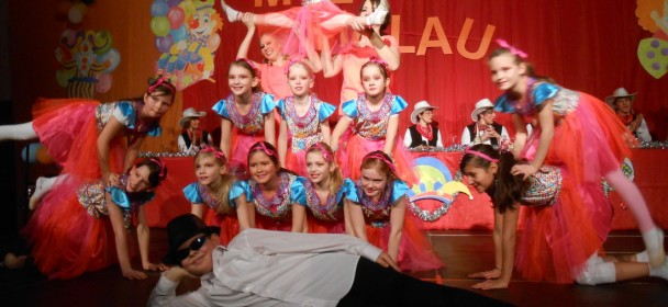 Kindertanzgruppe Fairy Tales