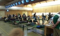 Schützenabteilung TuS Mensfelden bei den Deutschen Meisterschaften