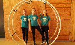 Schöner Erfolg für unsere Rhönrad Turnerinnen