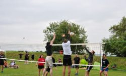 Anmeldung Volleyballtunier 2020