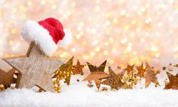 Ein gesegnetes Weihnachtsfest und ein gesundes neues Jahr